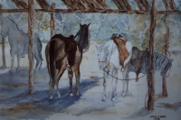 Four Horses